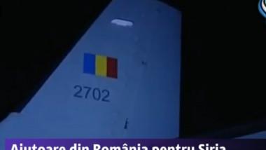 avion ajutoare