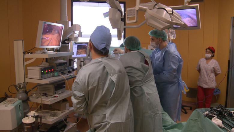 Transplant operatie