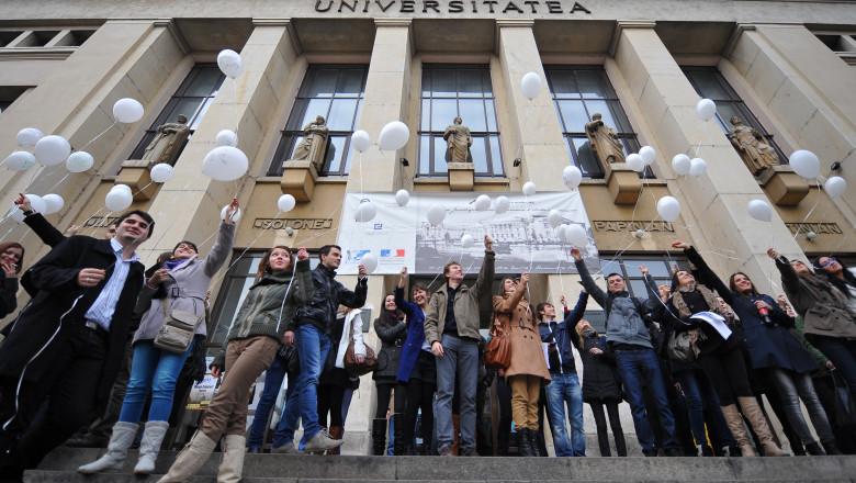 universitatea bucuresti5121993-Mediafax Foto-Octav Ganea