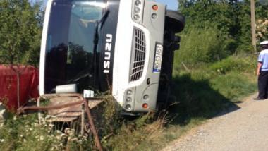 autocar rasturnat piatra craiului bihoreanul 1