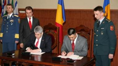 R.Moldova: comuniştii contestă la Curtea Constituţională acordul de cooperare militară cu România