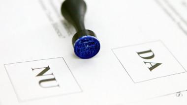 stampila vot referendum mediafax