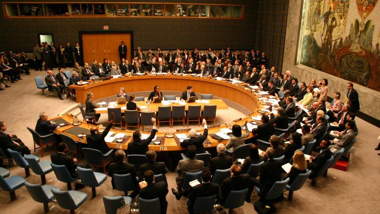 Consiliul de Securitate al ONU mfax