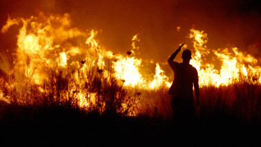 Incendii-spania-AFP Mediafax Foto-PEDRO ARMESTRE