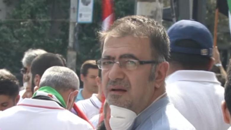 protest siria