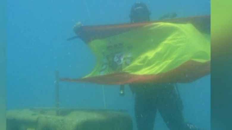 steag spaniol gibraltar 1