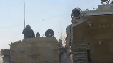 siria tancuri