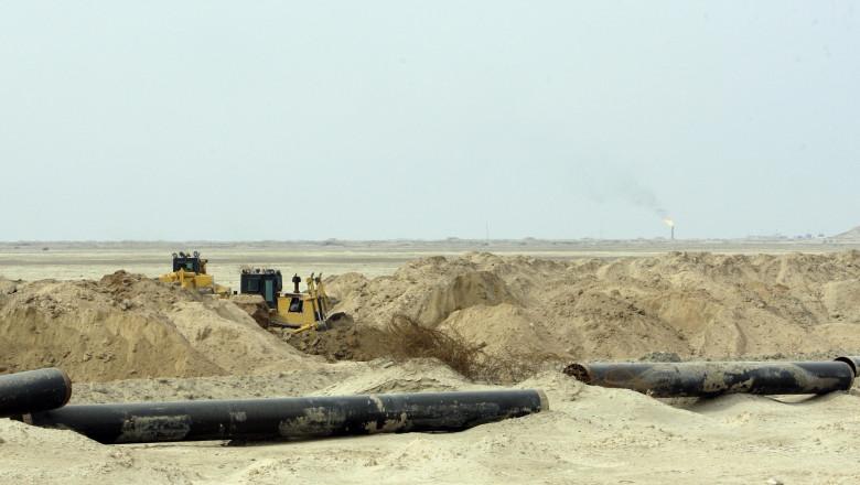 conducte petroliere irak mfax