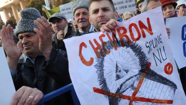 PROTEST CHEVRON-MFAX