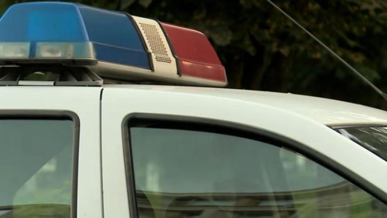 masina de politie girofar-1
