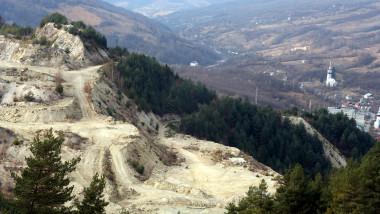 Ministerul Justiției: Proiectul de lege privind Roșia Montană e neconstituțional