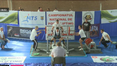 S16 POWERLIFTING icon