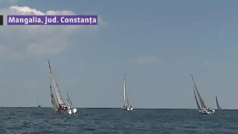 veliere pe mare