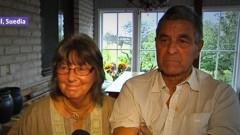 Gunnar si Irene Fager