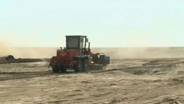 excavator santier autostrada-1