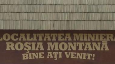 Proiectul Roșia Montană a primit aviz negativ de la Comisia Juridică și la cea de Administrație