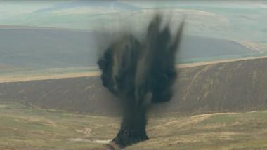 bombe detonate