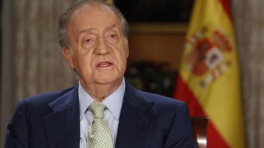 regele Spaniei Juan Carlos mfax