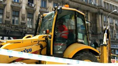 muncitor excavator
