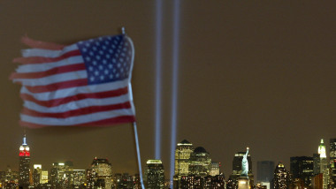 SUA New York steag 112637-AFP Mediafax Foto-Don EMMERT