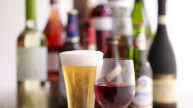 bere vin alcool