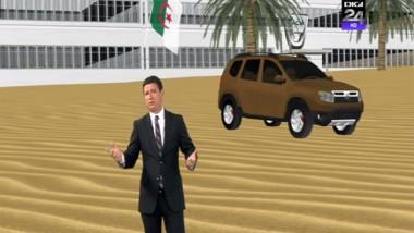 dacia algeria