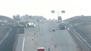 constructie autostrada - captura tv