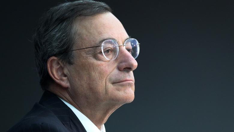 Mario Draghi presedintele Bancii Centrale Europene BCE-AFP Mediafax Foto-DANIEL ROLAND