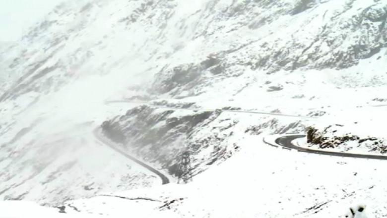 zapada frig munte sursa foto digi24