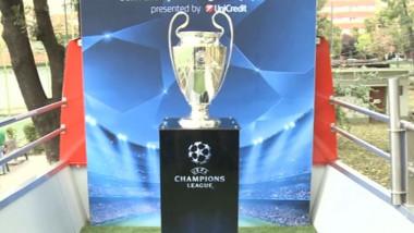 trofeu ucl liga campionilor - captura digi24