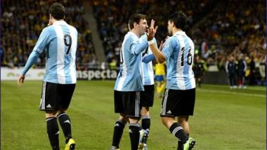 argentina fotbal