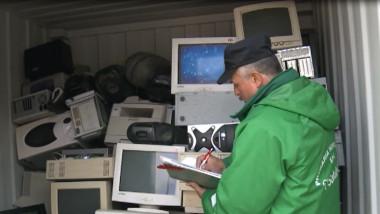 reciclare deseuri electronice