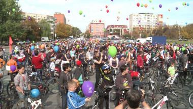 Verde pentru Biciclete prima