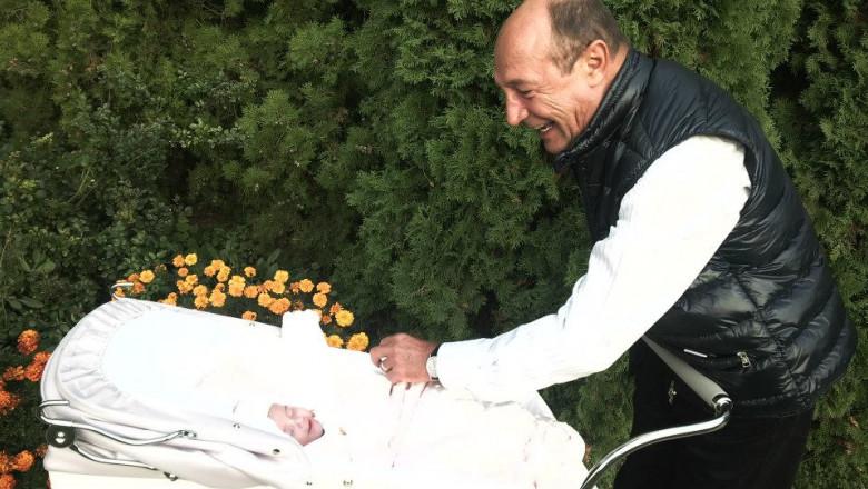 Traian Basescu plimbare 3