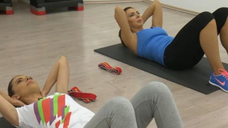 sport abdomene