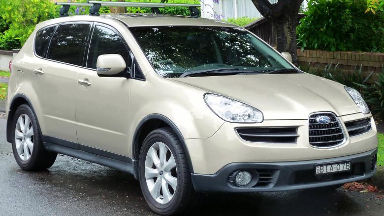 2006-2007 Subaru Tribeca B9 MY07 R Premium Pack wagon 2011-11-17
