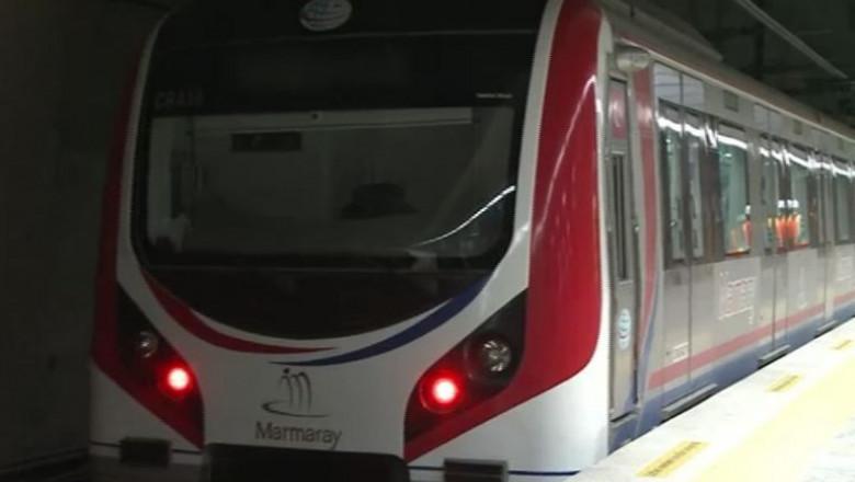 tren tunel marmaray