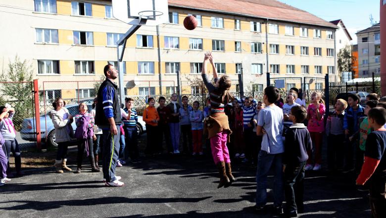 elevi sport - 5460730-Mediafax Foto-Ovidiu Dumitru Matiu