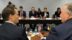 Victor Ponta intalnire cu vicepresedintii Exxon si Chevron - facebook victor ponta