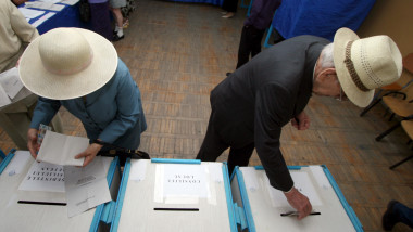 oameni la vot mediafax 1