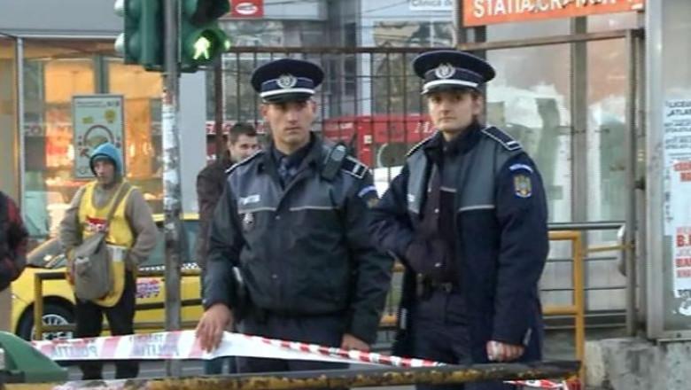 politisti crangasi