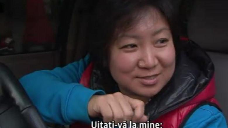 china femei volan