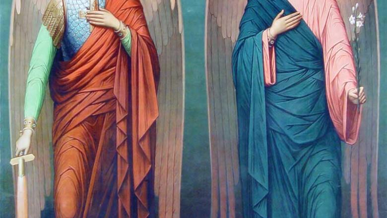 Sf arhangheli-Mihail-e-Gavriil