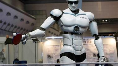 Robot-Expo-in-Tokyo photo medium