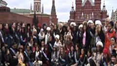 miss univers moscova