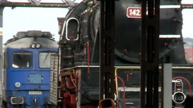 tren locomotiva CFR