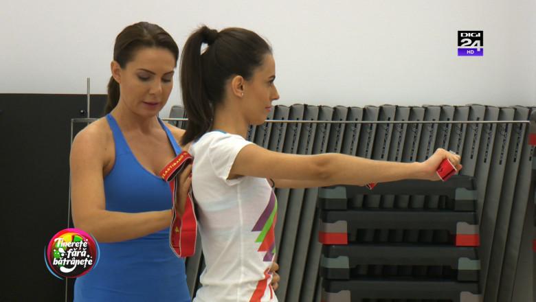 fitness cori gramescu izabela panescu