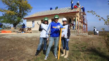 Constructie Casa de Cultura Vizuresti 1