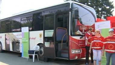 autobuz donare sange bihor