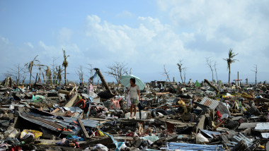 taifun filipine1 - 6202582-AFP Mediafax Foto-NOEL CELIS 1